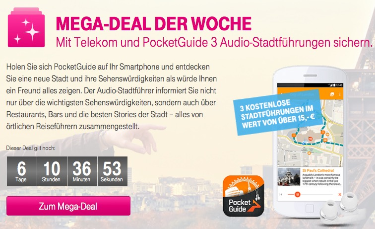 mega deal pocketguide