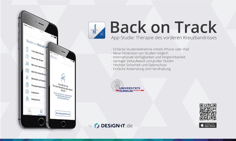 Back ontrack