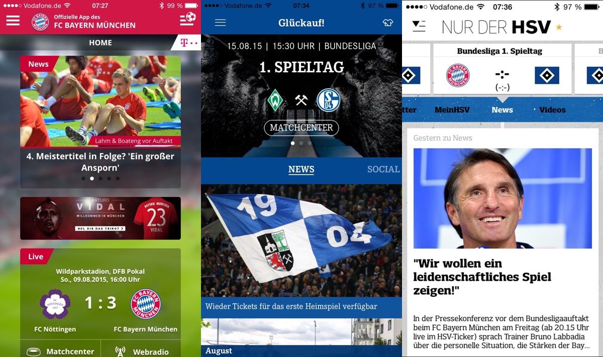 3 Bundesliga App