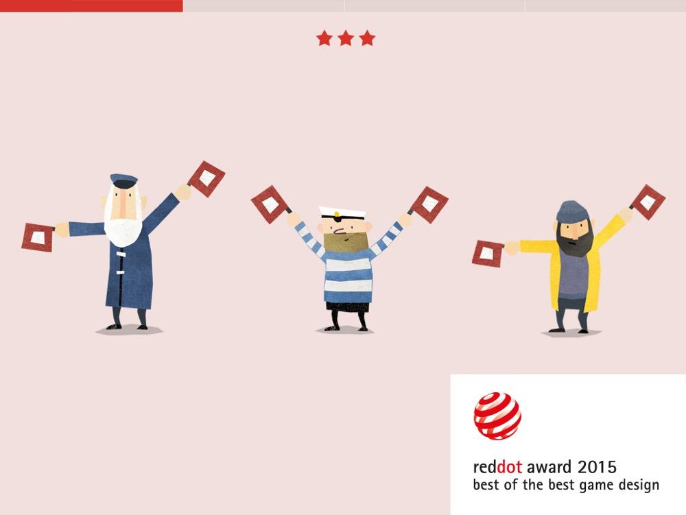 Fiete Red Dot Design Award