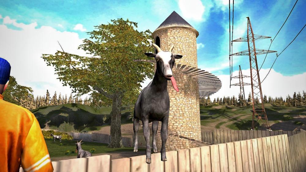 Goat Simulator 2