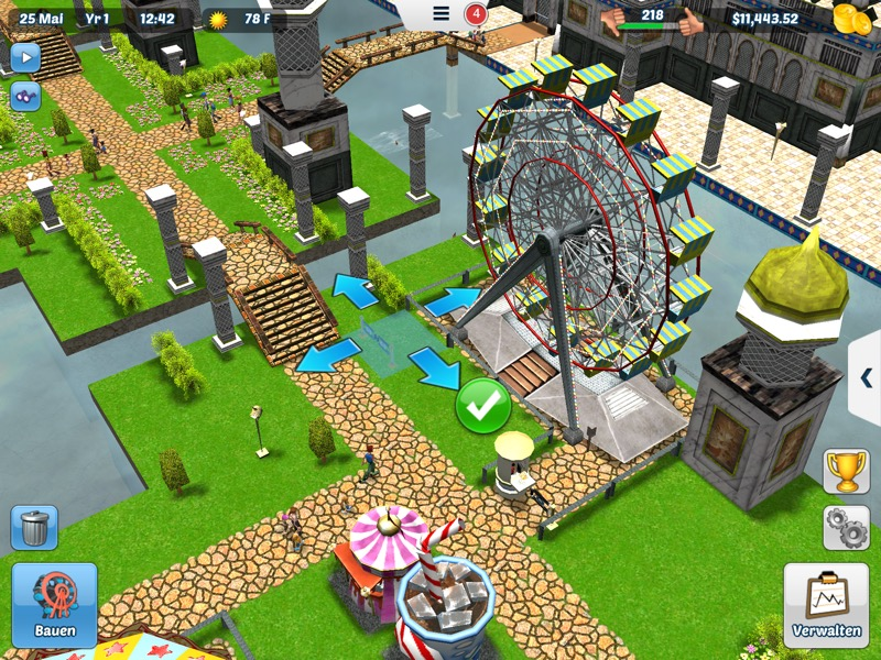 Rollercoaster Tycoon 3 4