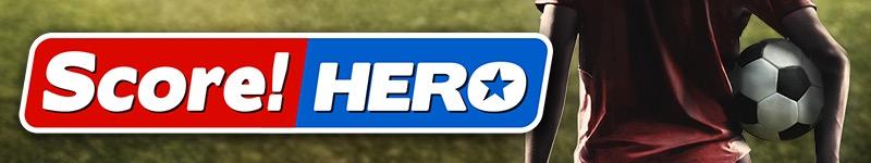 Score Hero banner