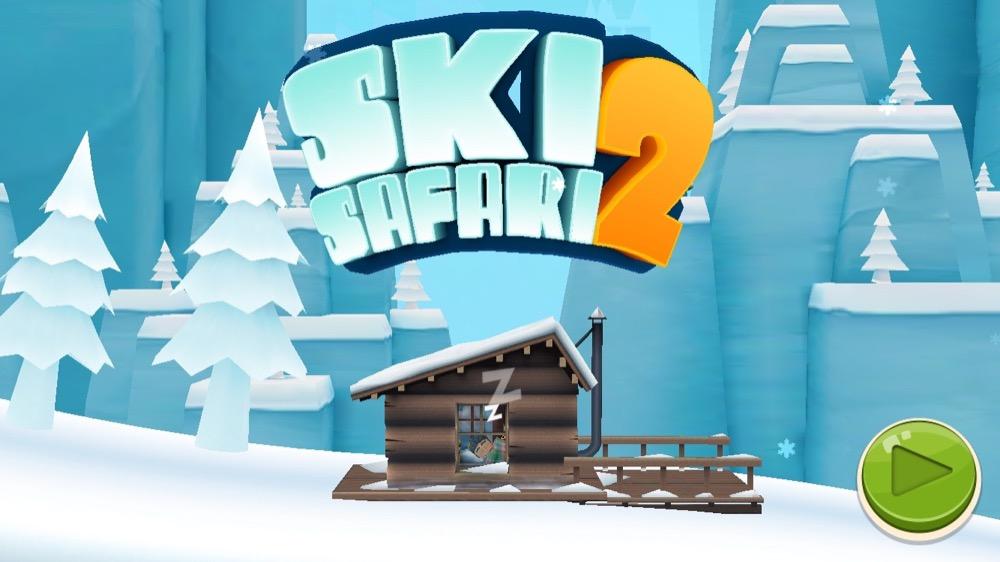 Ski Safari 2 titel