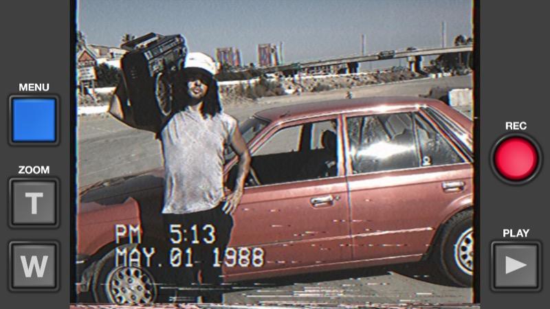 VHS Camcorder 1