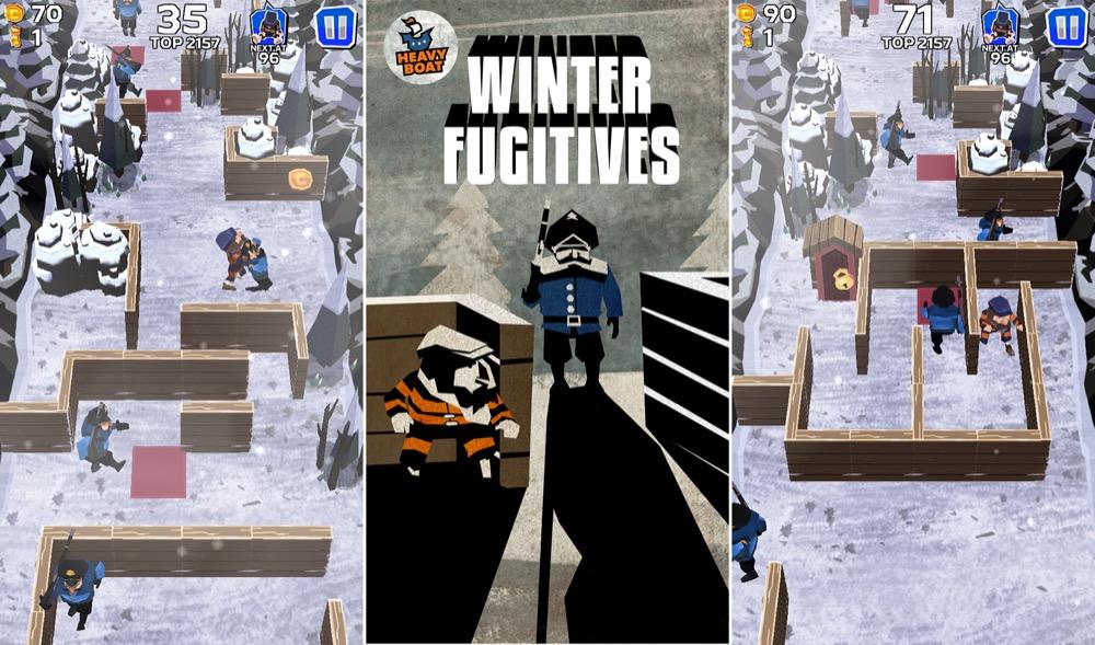 Winter Fugitives