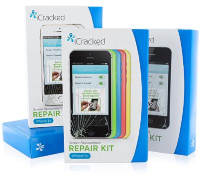 icracked DIY kit