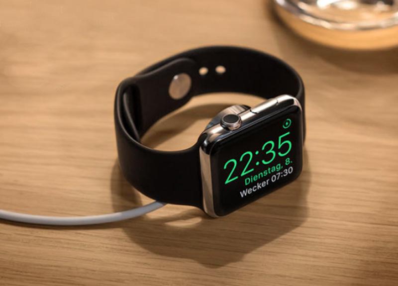 Apple Watch Weckermodus