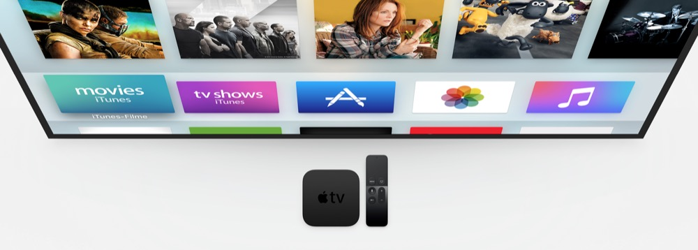 Apple Webseite Apple TV