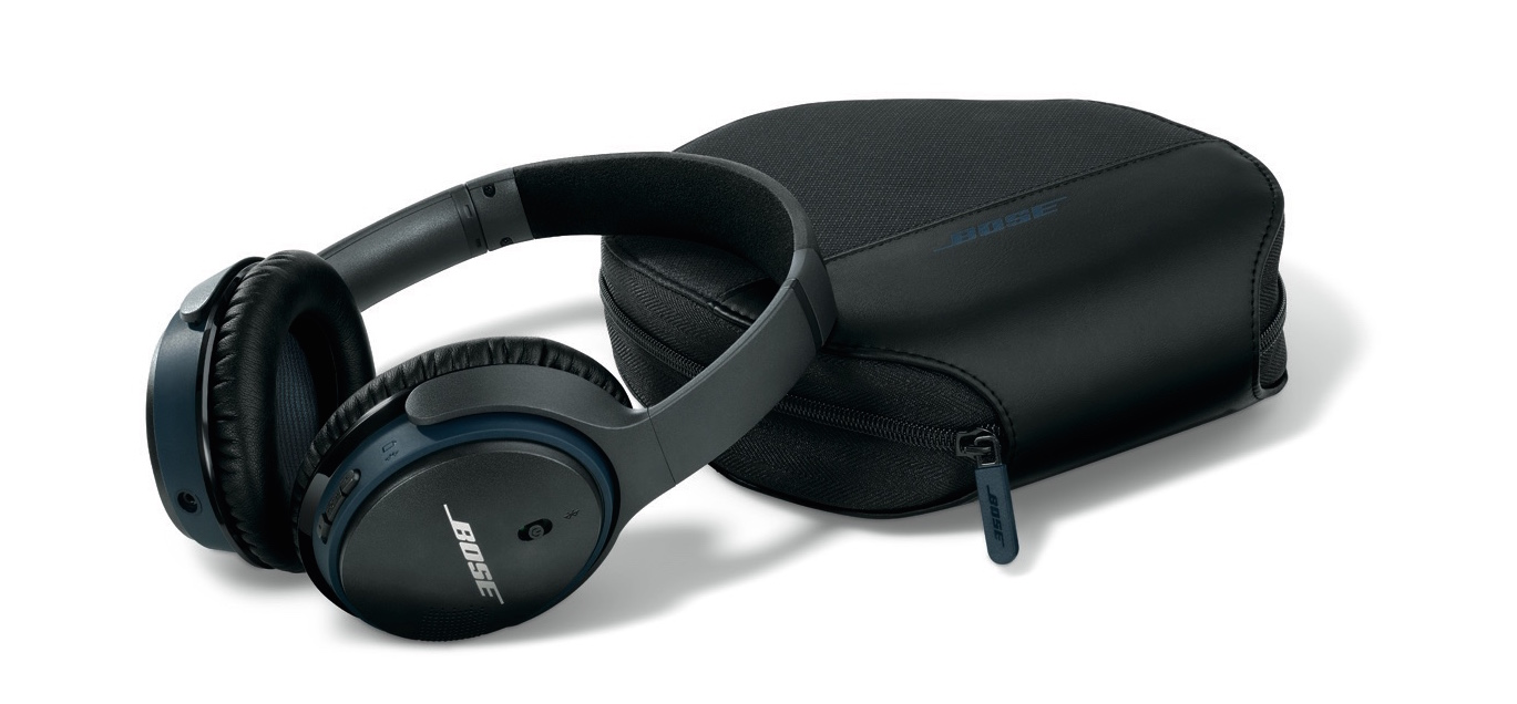 Bose SoundLink around-ear wireless II schwarz