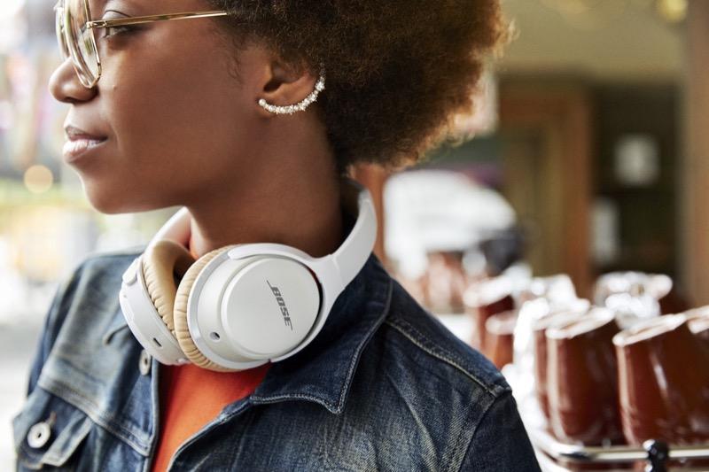 Bose SoundLink around-ear wireless II weiss