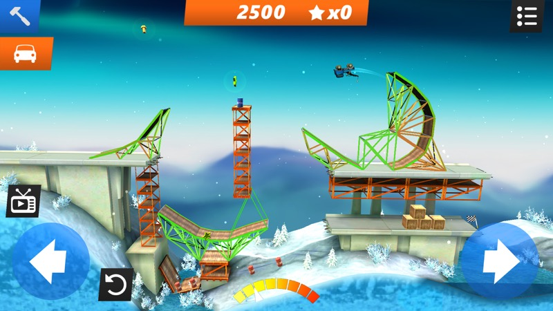Bridge Constructor Stunts 2