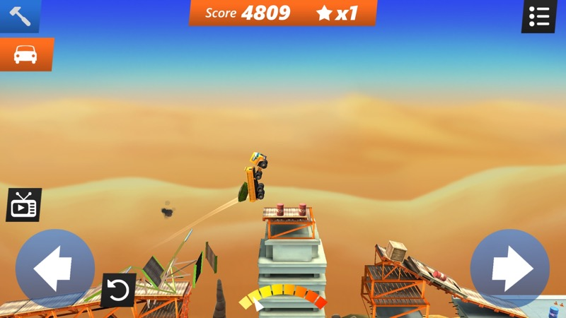 Bridge Constructor Stunts 3