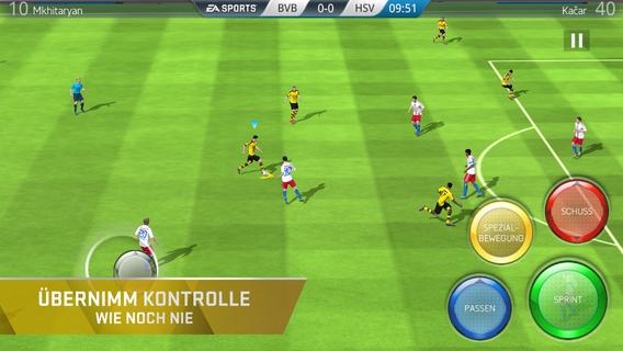 FIFA 16 game