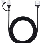Just Mobile AluCable Duo 2