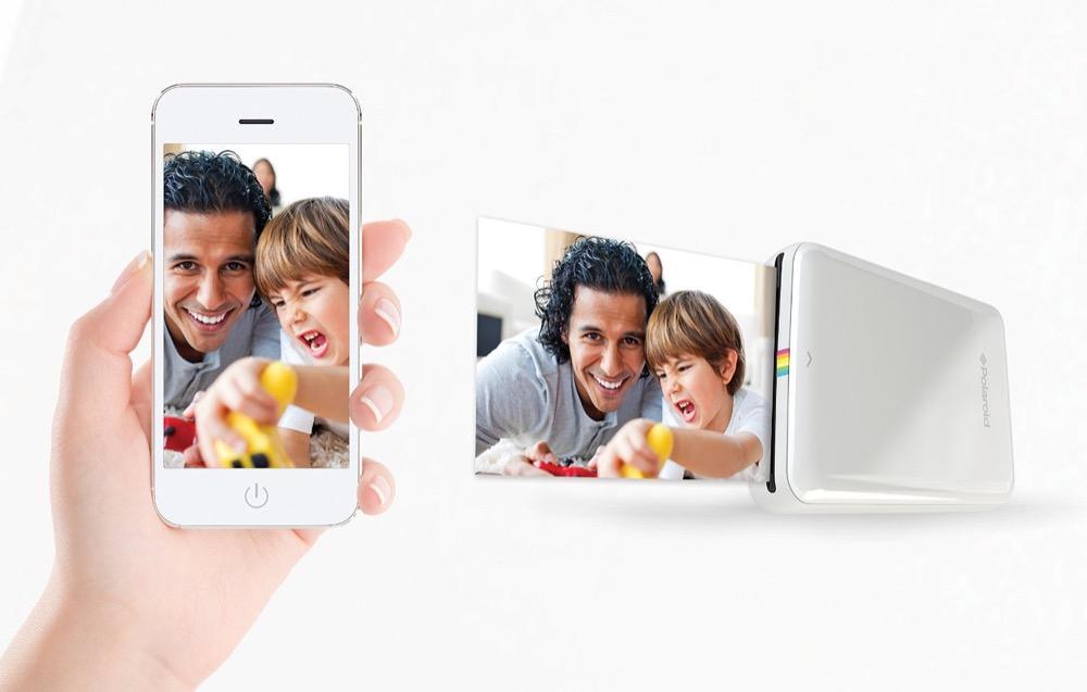 Polaroid Zip Mobiler Fotodrucker Für Das Iphone