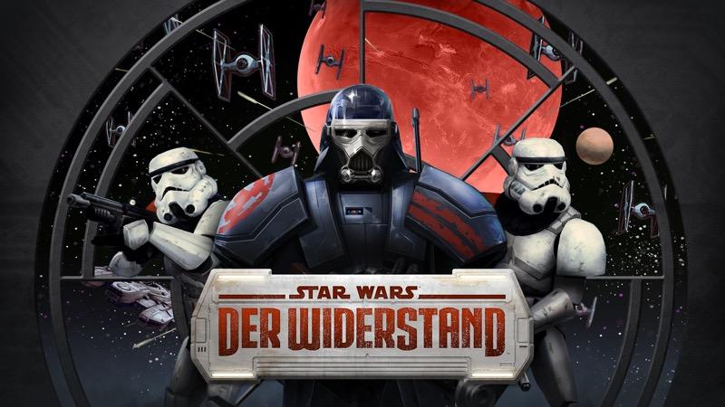 Star Wars der Widerstand 1