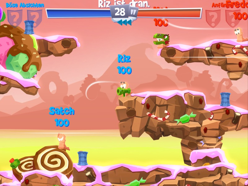 Worms 4 3