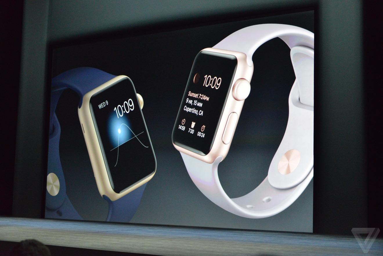 apple watch gold