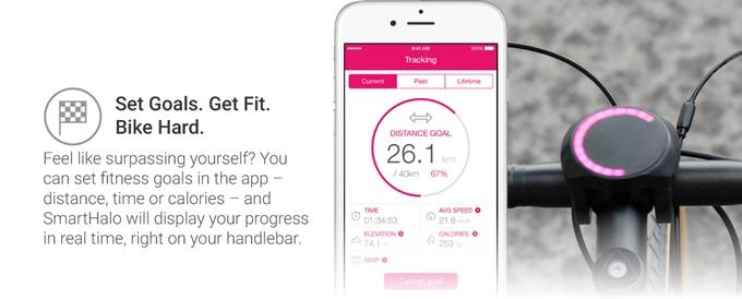 smarthalo fitness