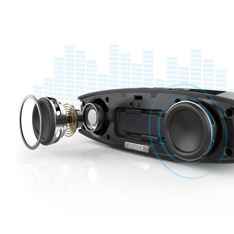 Anker A3143 Bluetooth Lautsprecher 2