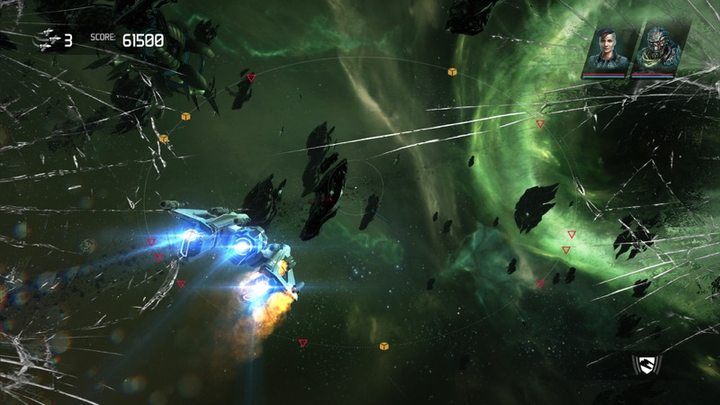Galaxy on Fire - Manticore Rising 3