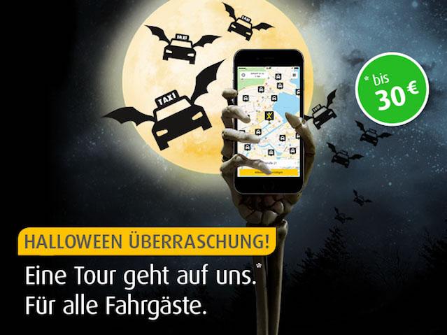 Halloween mytaxi