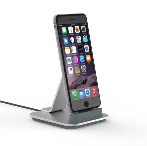 kanex iphone dock mit lightning anschluss f r 39 95 euro. Black Bedroom Furniture Sets. Home Design Ideas