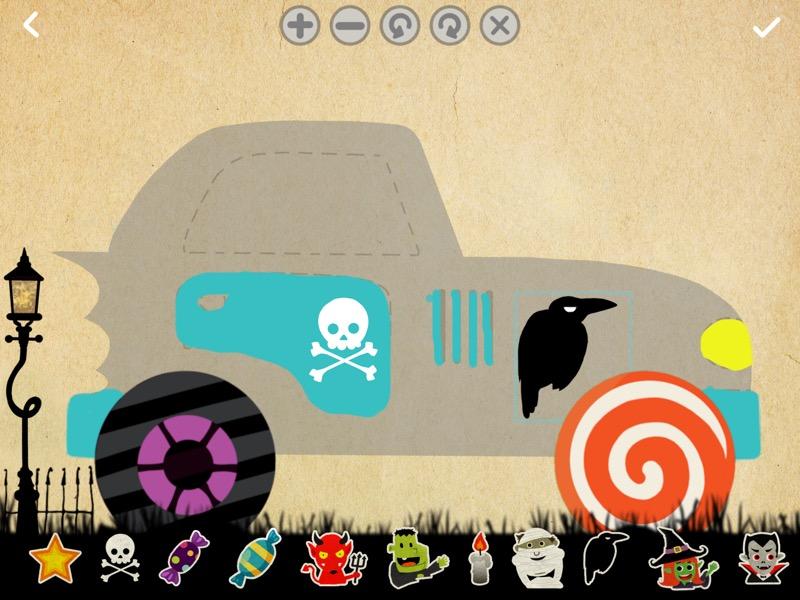Labo Halloween Auto 3