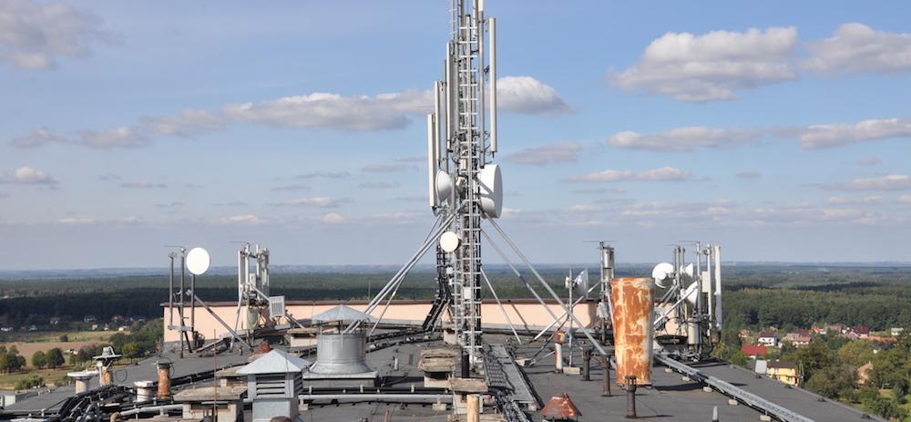 Mobilfunk Netz Turm