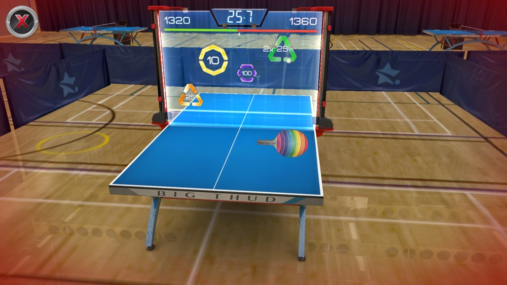 Table Tennis Touch 1
