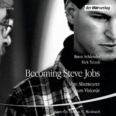 Becoming Steve Jobs Icon