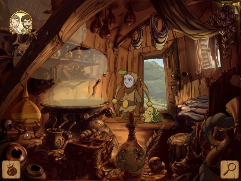 Daedalic_The Whispered World_Screenshot_01_Grandpa's Caravan