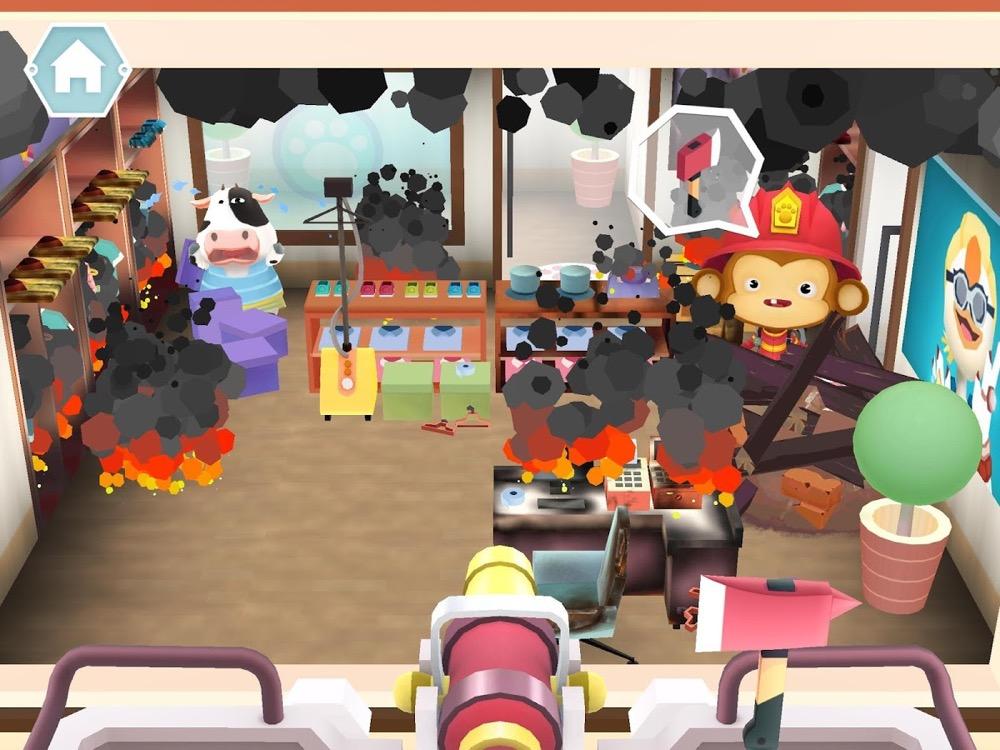 Dr Panda Feuerwehr
