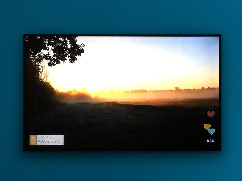 Periscope apple tv