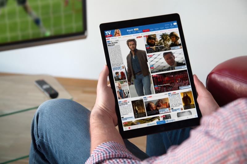TV Pro iPad Pro