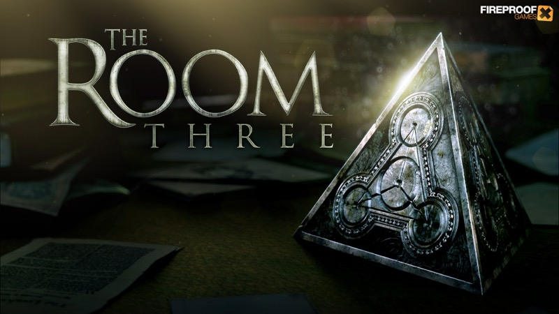 The Room Three Banner