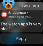 Tweetbot Watch 4