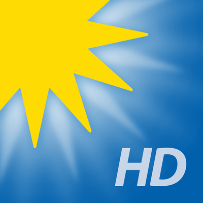 WeatherPro iPad Icon