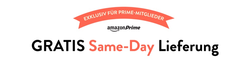 gratis same day amazon