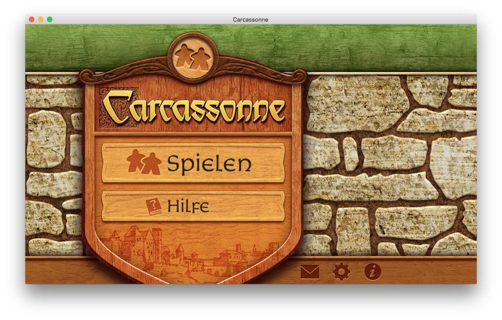 Carcassonne mac