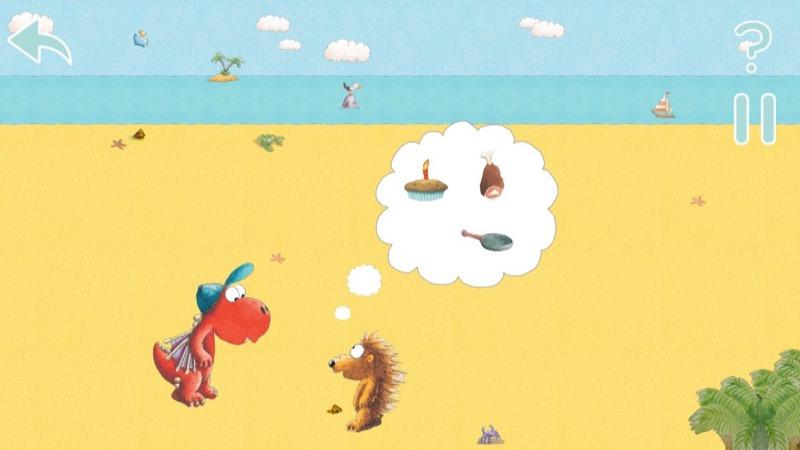Der kleine Drache Kokosnuss Spielspass 2