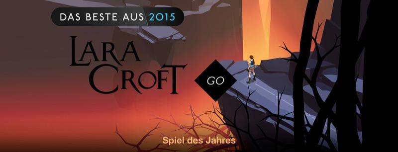 Lara Croft Go Spiel des Jahres