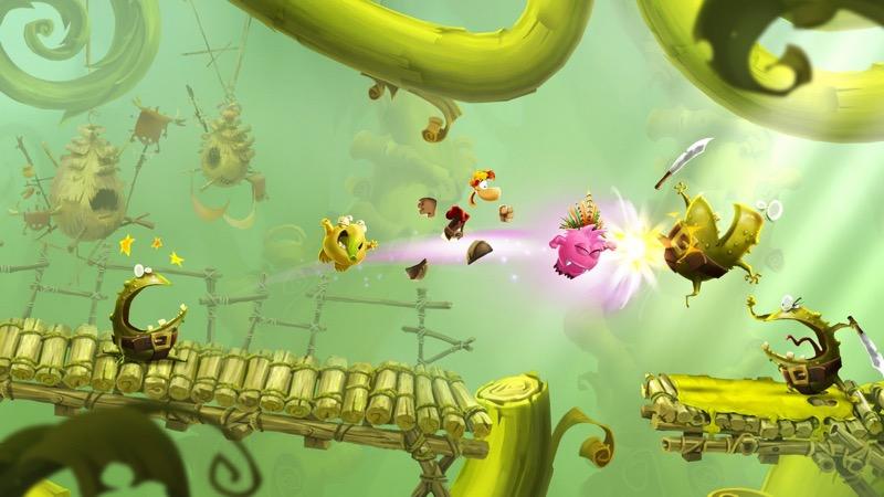 Rayman Adventures 4