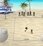 Stickman Volleyball 1