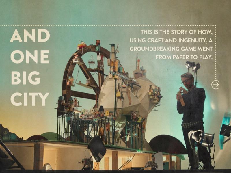 The Making of Lumino City 4