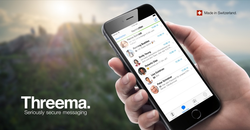 Threema iphone
