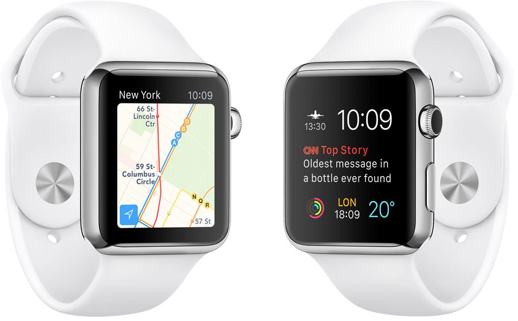 komplikationen apple watch