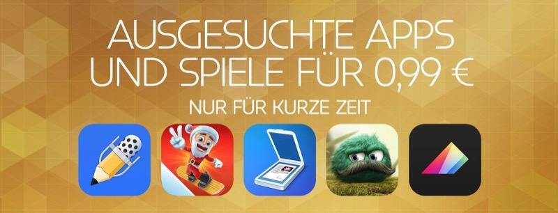 App Store 99 Cent