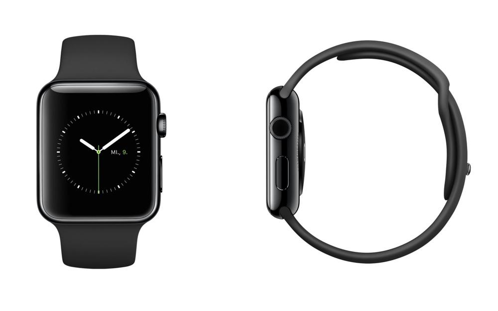apple watch series 1 alternative zum top modell f r 299. Black Bedroom Furniture Sets. Home Design Ideas